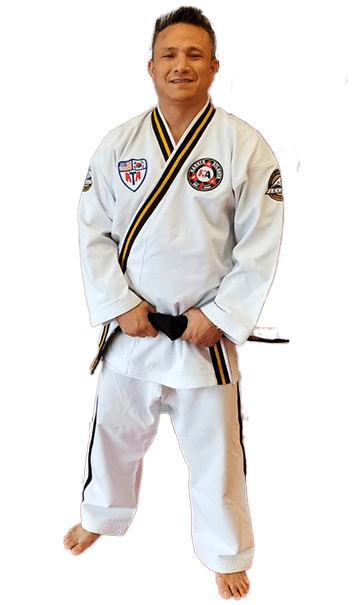 Aaron Lee Karate Atlanta